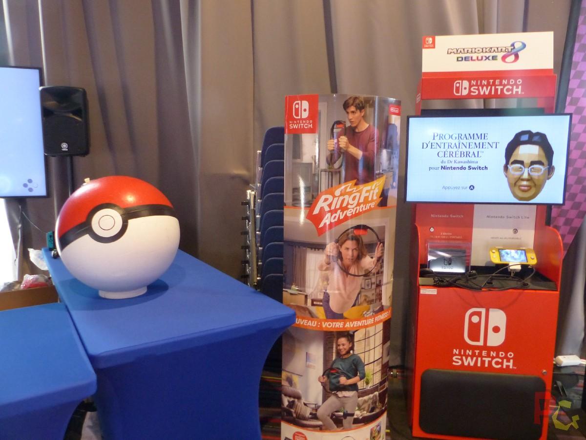 PAF2020 - Nintendo Sunshine