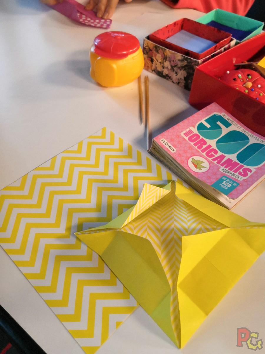 PAF2020 - origami boite
