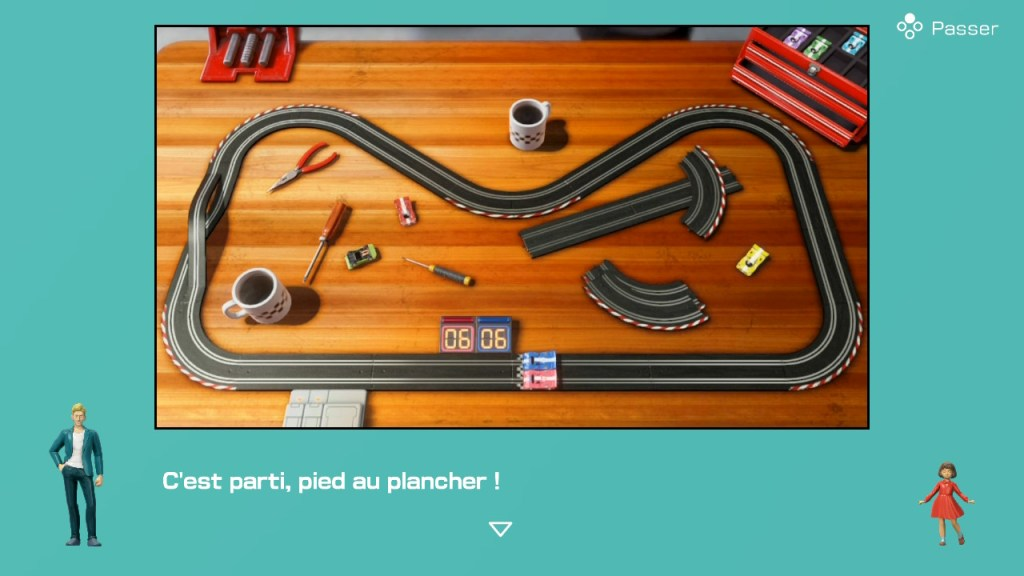 51 Worldwide games - circuit routier