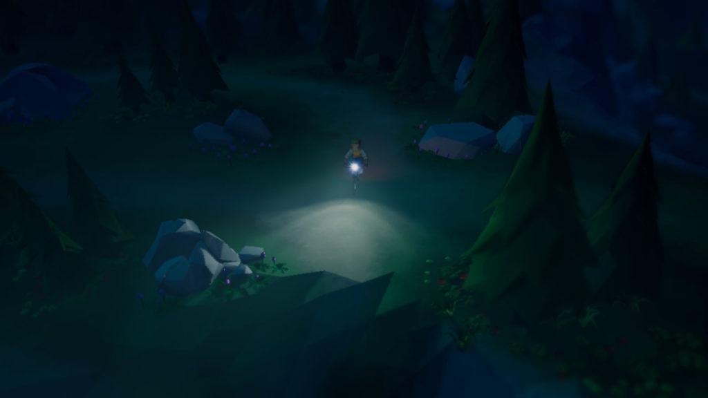 Lonely Mountains - piste de nuit