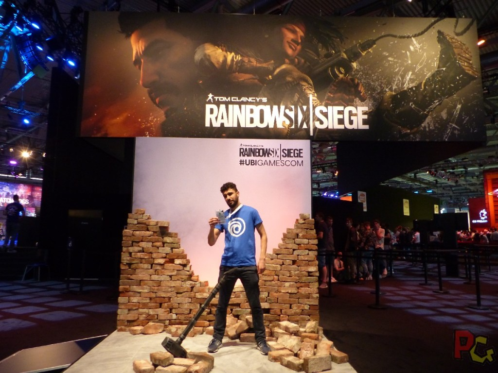 GC2019 jeux divers - Rainbow Six Siege