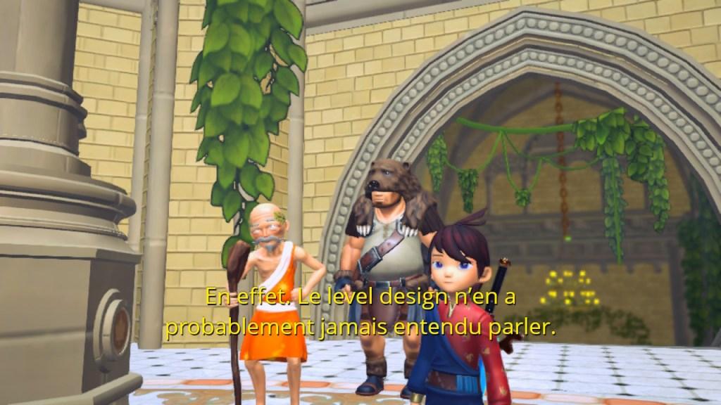 Ary - gardiens humour