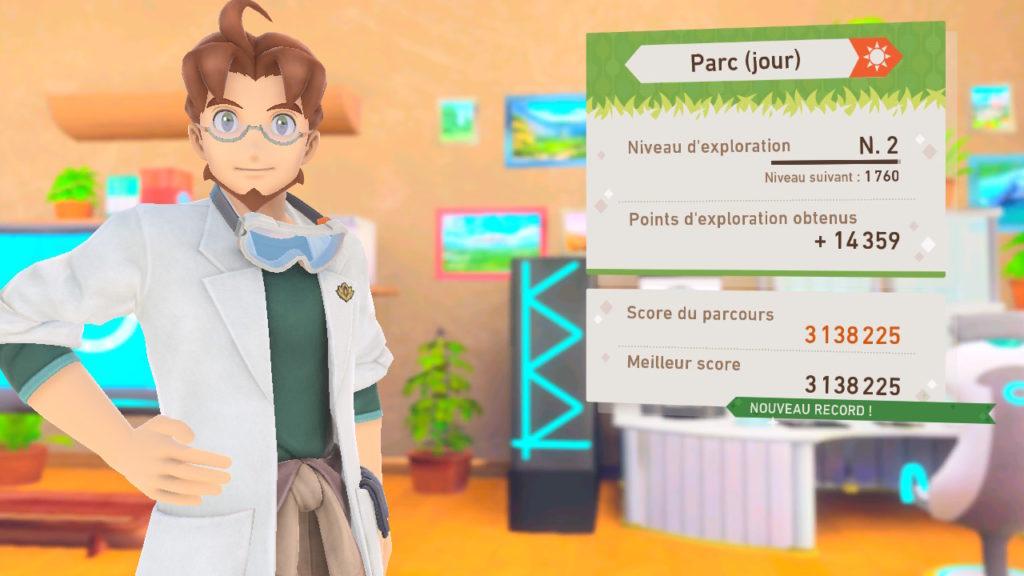 New Pokemon Snap - score exploration