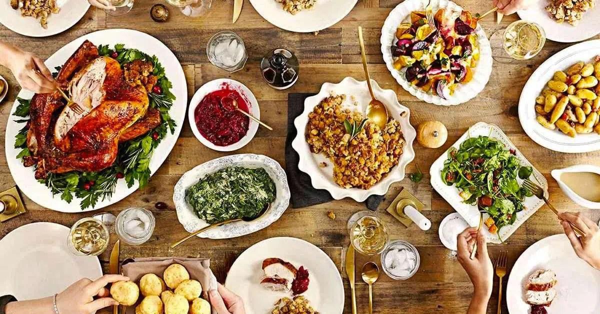 Les 9 Meilleures Recettes De Thanksgiving Blog USA