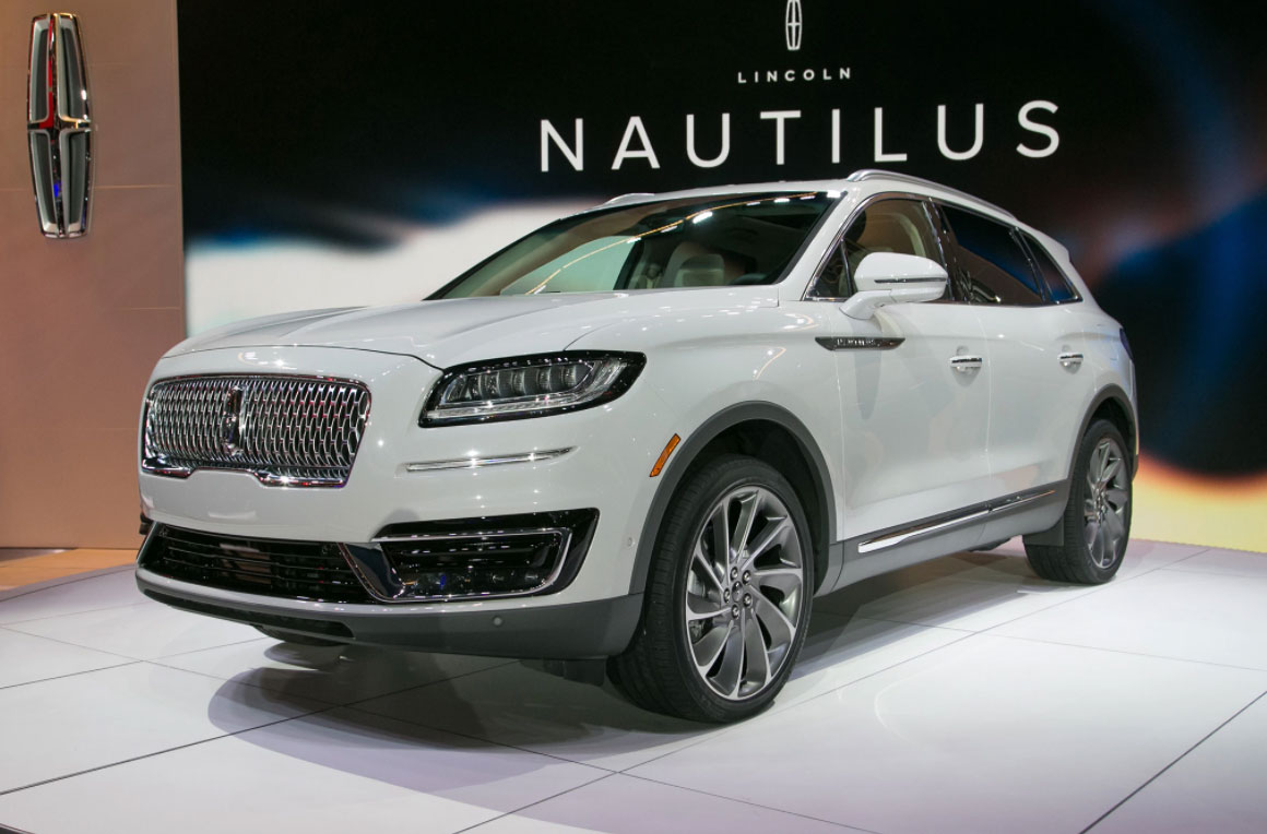 Les SUV La Plus Grande Attraction Du LA Auto Show