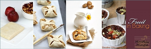 Apple Cinnamon Walnut Parcels