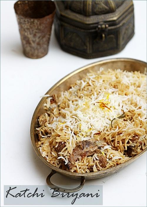 Cooking| Katchi Biryani … perhaps Hyderabads most renowned biryani