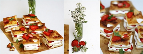 Strawberry-Whipped-Lemon-Curd-Napoleans9 Baking| Strawberry & Whipped Lemon Curd Napoleans ... ♥Happy V Day♥