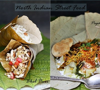 Baking|Papdi Chaat & Bhel Puri … Indian Street Food & Guest Posting!