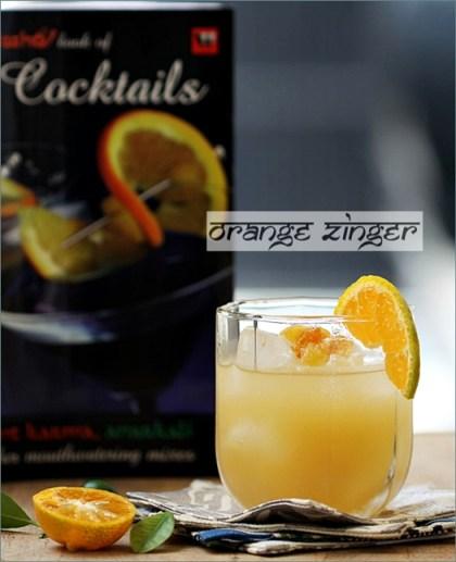 Orange Zinger