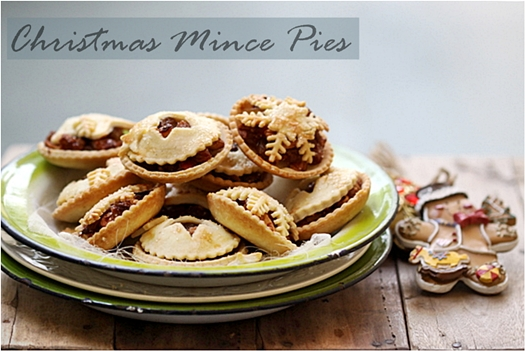 Holiday Baking| Christmas Fruit Mince Pies …