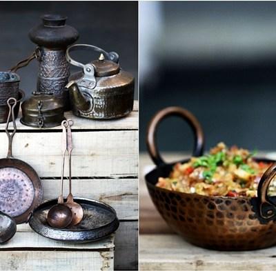 Cooking| 'Baingan ka Bharta' / Roasted Eggplant Stirfry … Guest Post