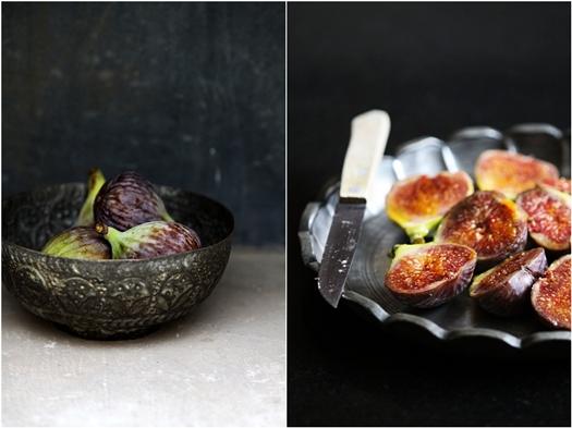 Baking  Honey Roasted Fig & Almond Tart … good food indeed!