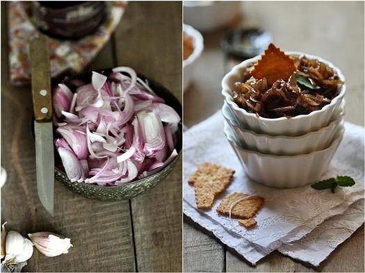 Caramelised Onion & Garlic Jam