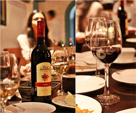 Four Seasons Wine & Food Pairing