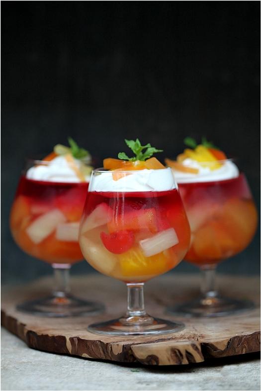 Summer Fruit Jelly
