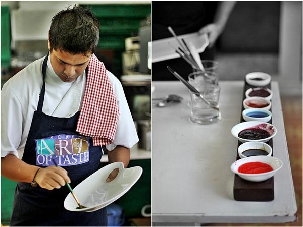 Chef Saby,Olive Bar & Kitchen, Mehrauli, Delhi