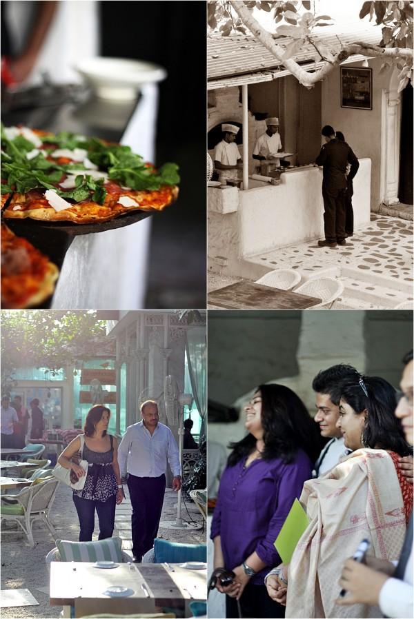 Olive Bar & Kitchen, Mehrauli, Delhi