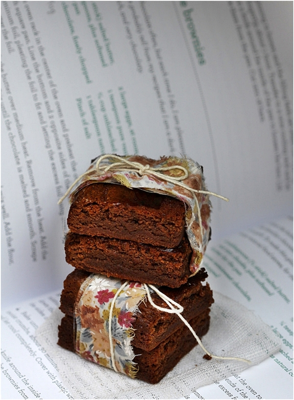 Brownies Made From Cake Mix Recipes
