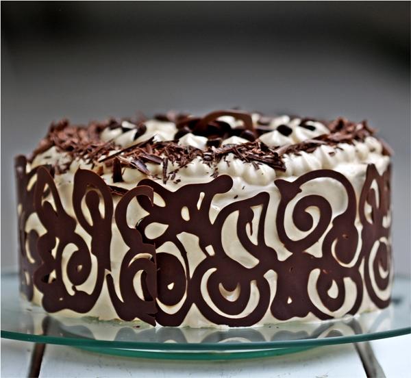 Birthday Cake Teen Virl