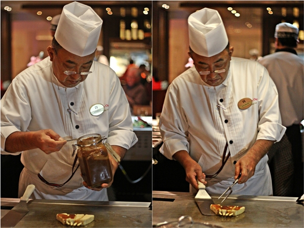 Chef Hakamura, Pan Asia, WelcomHotel Sheraton, New Delhi