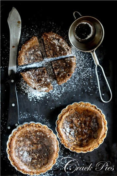 Baking    Momofuku Milk Bar's (in)famous Crack Pie … how the cookie crumbled with the Daring Bakers