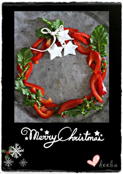 Dessert   Dragon fruit & Strawberry Christmas Jelly … Merry Xmas