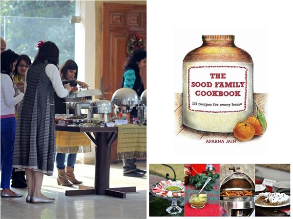 "Food tasting of ""Pahaadi Khaaana"" from the Sood Family Cookbook by Aparna Jain 3"