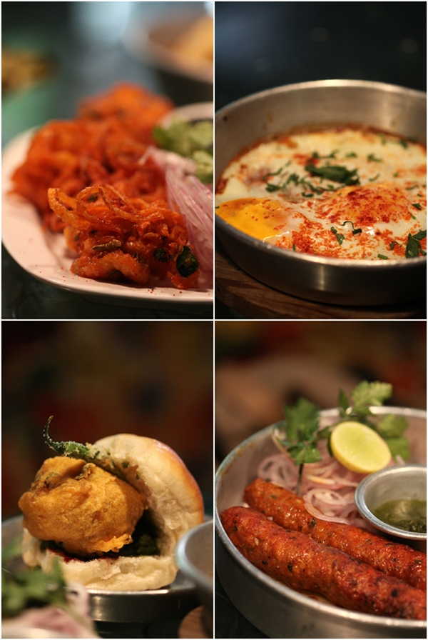 Starters, Soda Bottle Openerwala, Cyberhub, Gurgaon