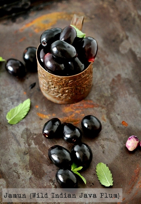 Jamun {Wild Indian Java Plum}