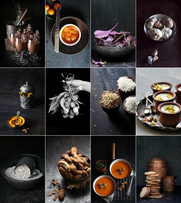 Fresh & local produce, mood photography
