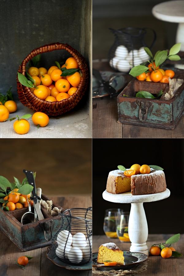 Light Orange Kitchen Tiles