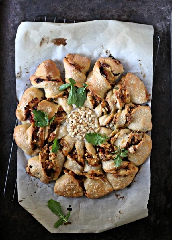 Savoury Whole Wheat Hungarian Kalács
