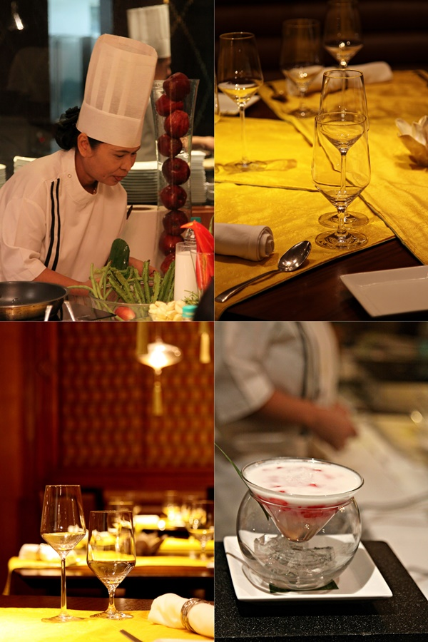 Blu Jasmine Thai Kitchen Sushi Bar