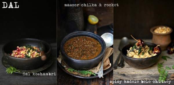 Food Diaries | DALS THE WAY TO GO … 3 Quick Dal Recipes Made With Less Water