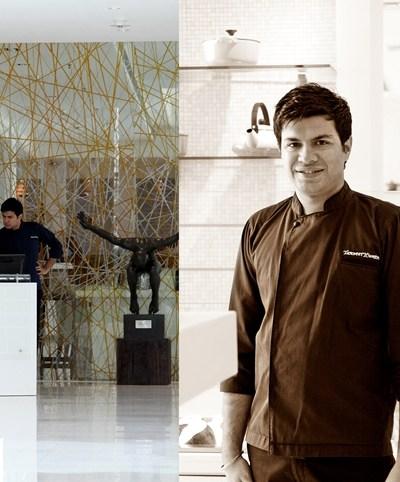 Cheftalk |Unlock the destination with Chef Tanveer, Exc Chef, Le Meridien Gurgaon