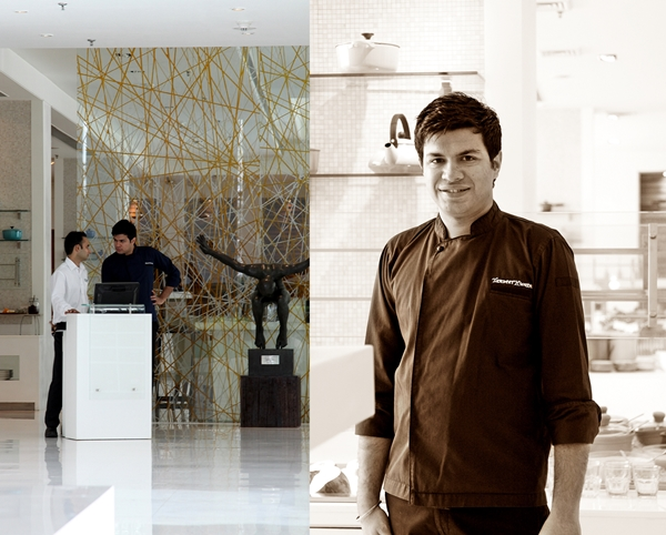 Cheftalk |Unlock the destination with Chef Tanveer, Exc Chef, Le Meridien Gurgaon
