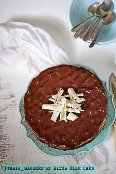 Baking | Ptasie_mleczko Cake or Birds Milk Cake … birthday cake and memories of Down Under