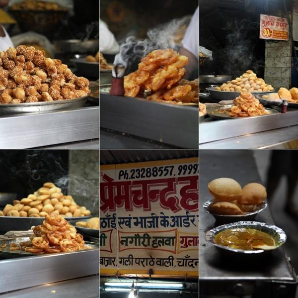 Nagori halwa, Delhi 6