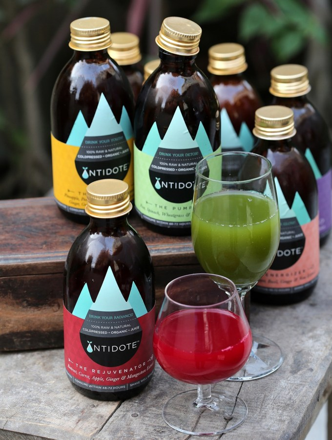 Foodtalk | Antidote 'Cold pressed organic juice & activated vegan mylk' … fueled by passion