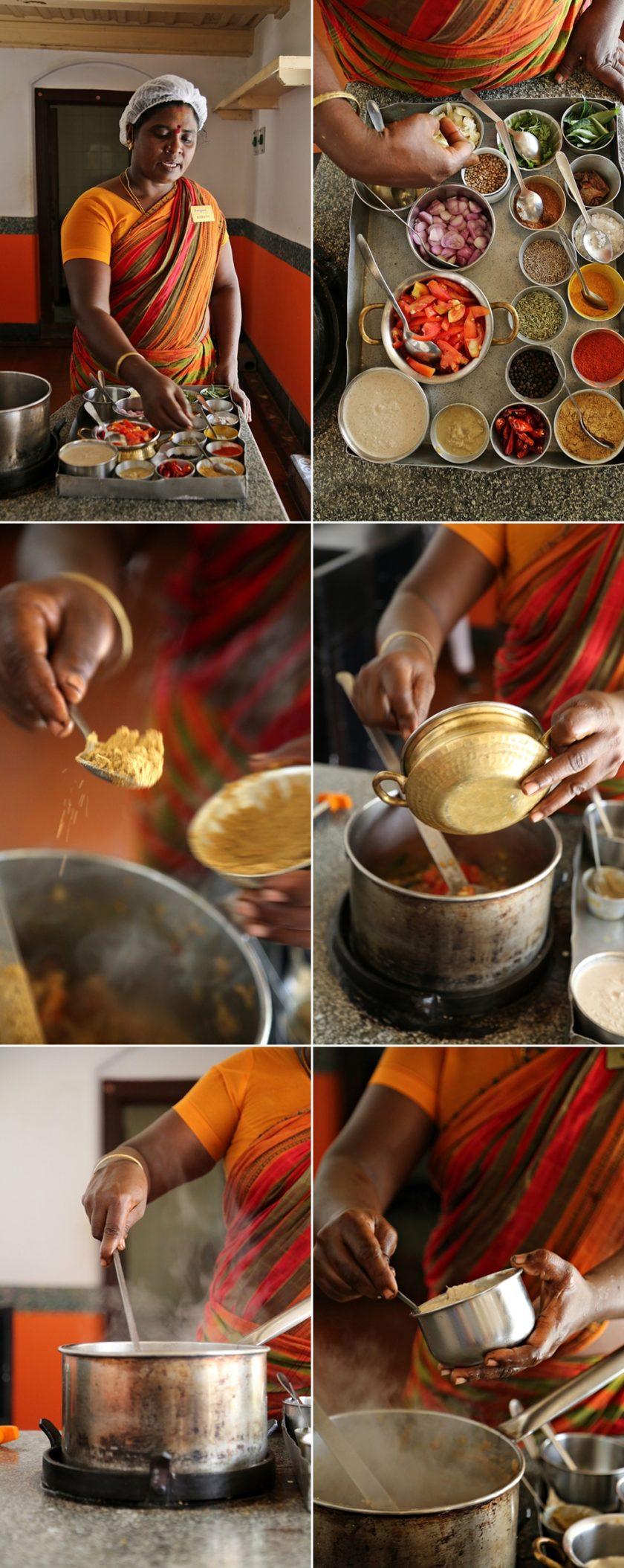 Masterclass, Chicken Chettinad, Chettinadu cuisine, Chidambaram Vilas, Karaikudi, Chettinad, South India