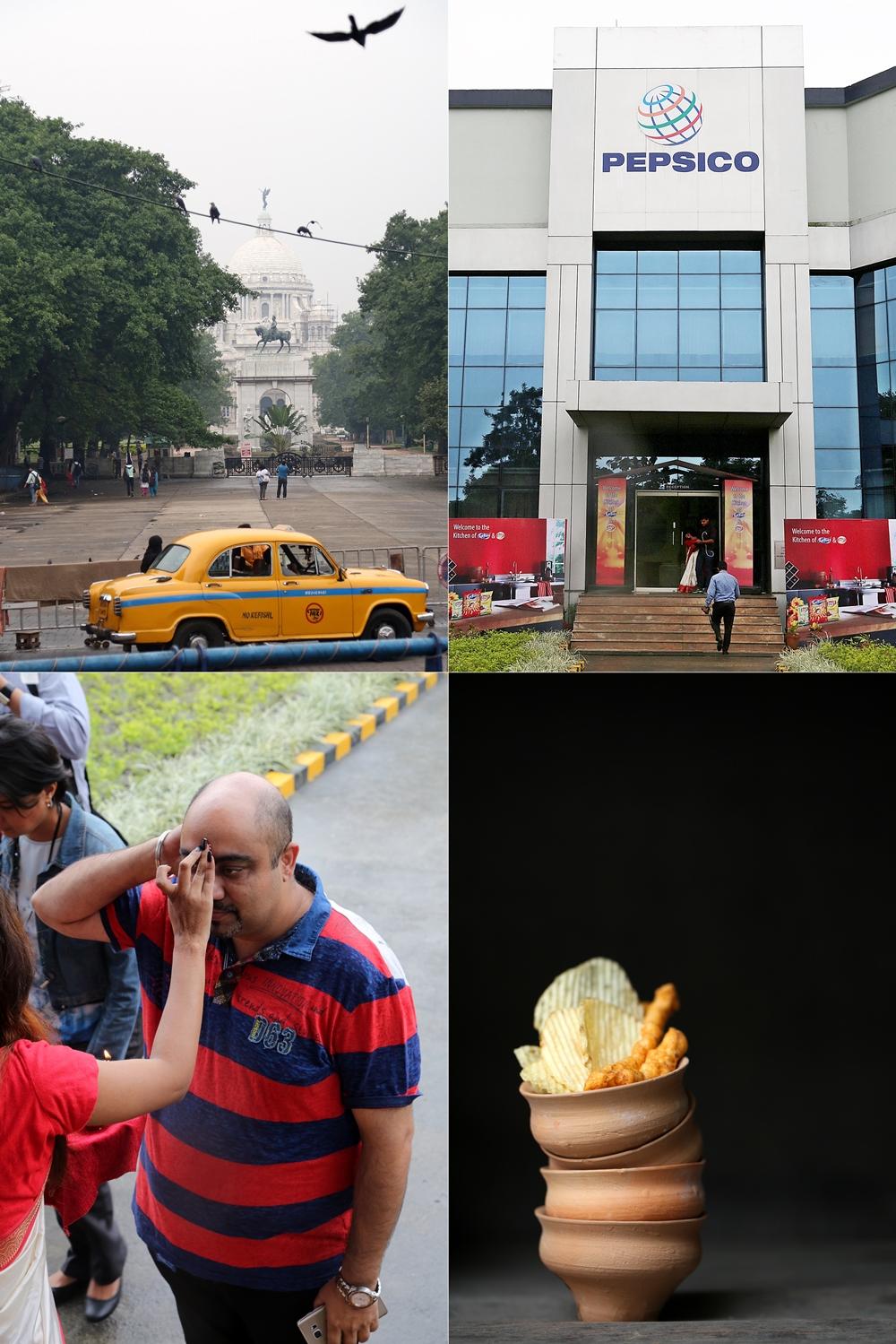 Pepsico plant visit, Kolkata