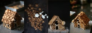 Gingerbread Garam Masala House