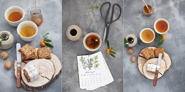 Date-Walnut-Orange-Flapjacks-8-1000 Baking | Date Walnut Orange Flapjacks ... sweet comfort food