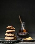 Wholegrain-Buckwheat-Oat-Chocolate-Chippers-1-1000 Eggless Wholegrain Buckwheat Oat Chocolate Chip Cookies #healthy #glutenfree