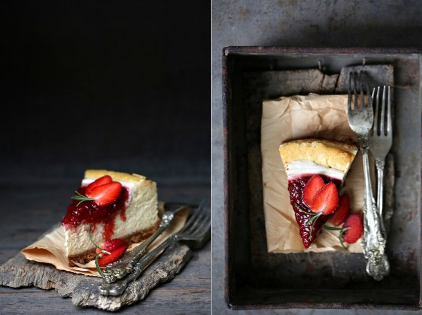 Baked-White-Chocolate-Cheesecake-with-Mascarpone-Strawberries-21 Baked White Chocolate Cheesecake with Mascarpone & Strawberries ... BEST CHEESECAKE EVER