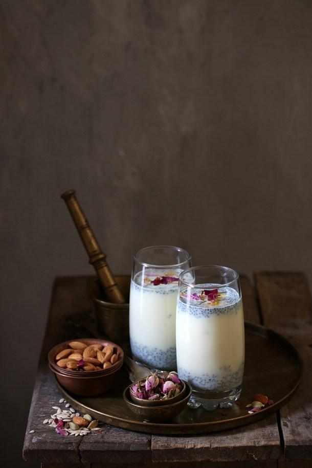 Thandai-1000-2 Food Talk | Thandai Indian Rice Kheer ... Holi time of the year