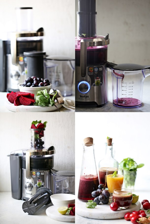 Tefal-Juicer-6 Juiced ... 3 ways with fresh juice #TefalIndia #GetTheBestOutOfEveryday
