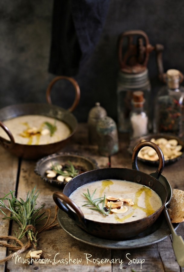 Mushroom-Cashew-Rosemary-Soup-1 MushroomCashew RosemarySoup ... truly a winter warmer!