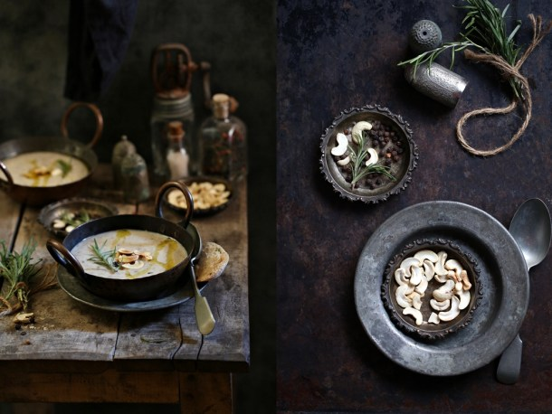 Mushroom-Cashew-Rosemary-Soup-3 MushroomCashew RosemarySoup ... truly a winter warmer!
